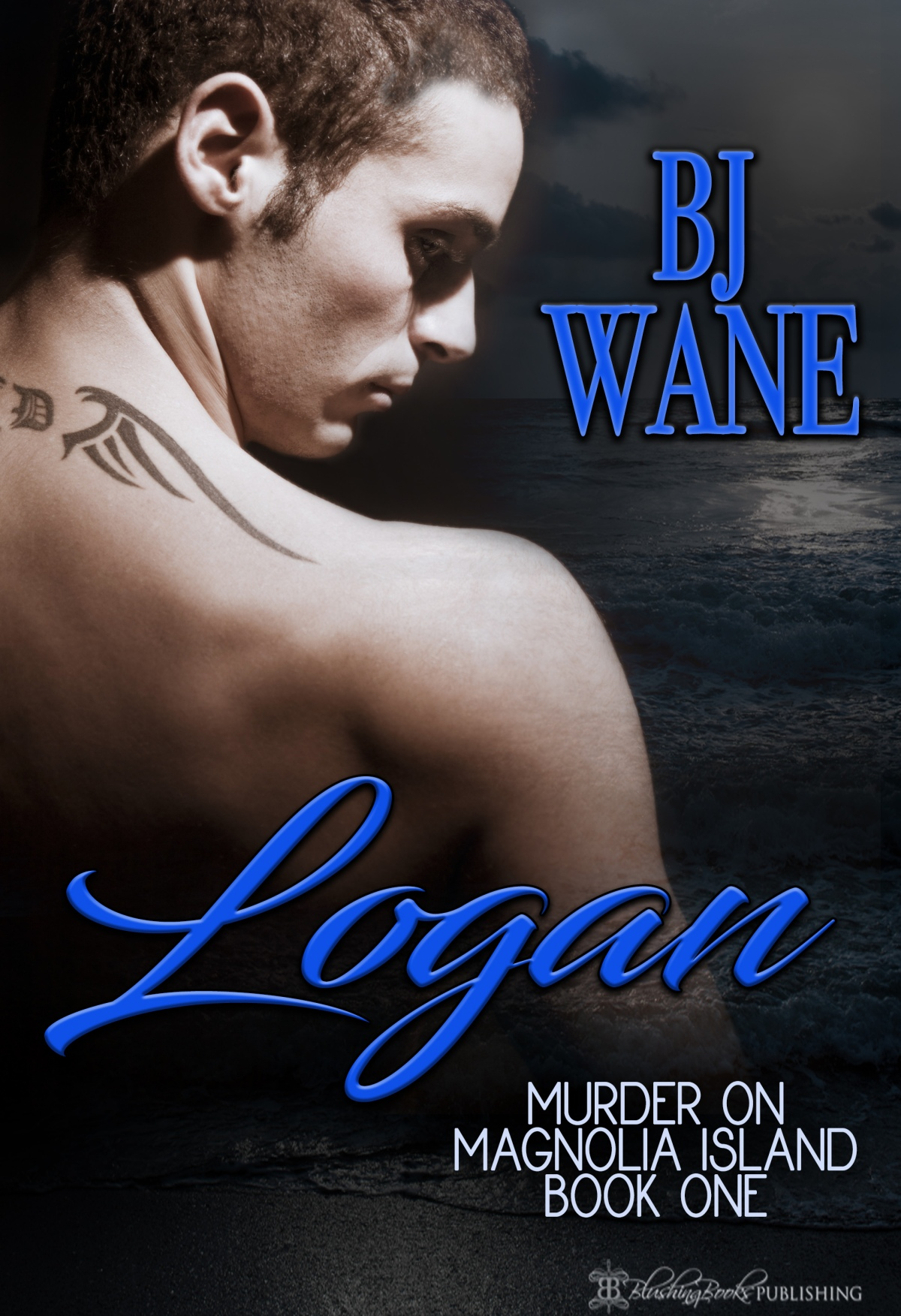 Logan, Murder on Magnolia Island.