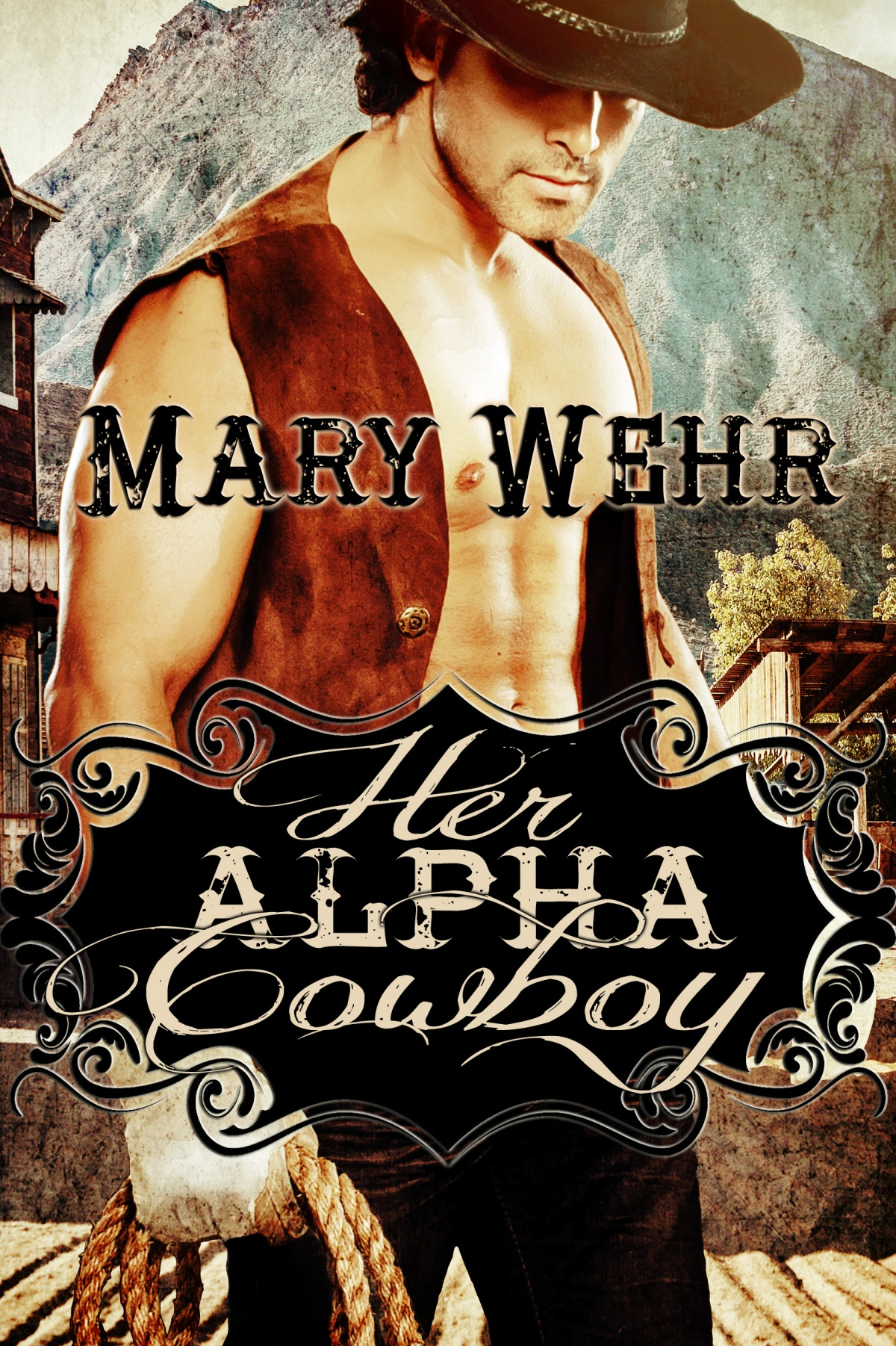 Her Alpha Cowboy!