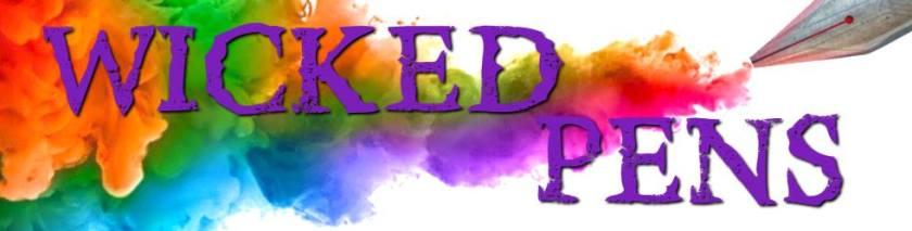 Wicked Pens website banner