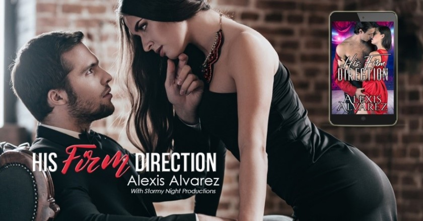 Alex Alvarez His Firm Direction teaser
