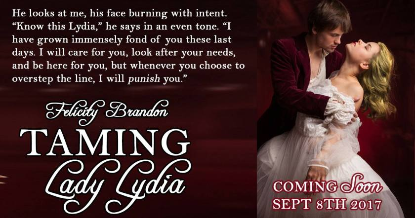 Taming Lady Lydia Teasers LN.jpg Punish