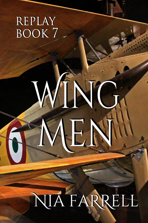 Replay Book 7: Wing Men…