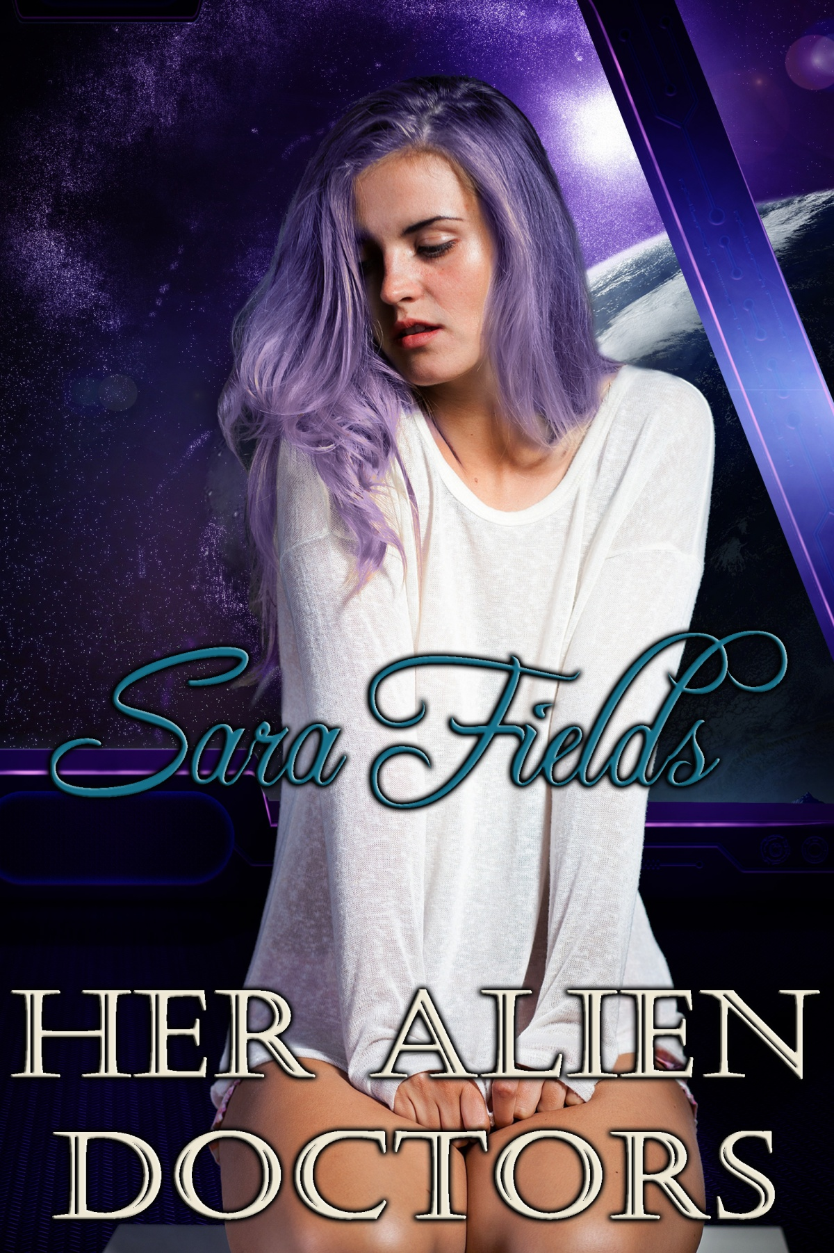 Her Alien Doctors by Sara Fields