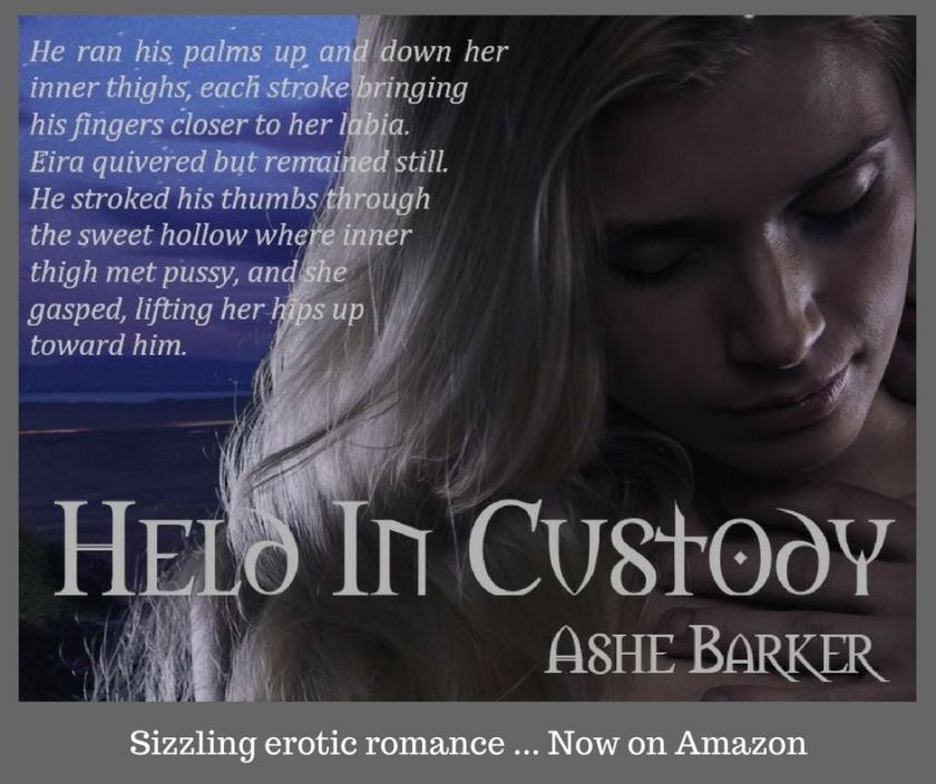 Ashe Barker Sizzling erotic romance ... Now On Amazon