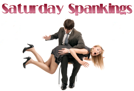 Molly gets punished in this hot #SatSpanks snippet!
