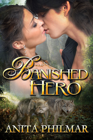 Banished Hero by Anita Philmar