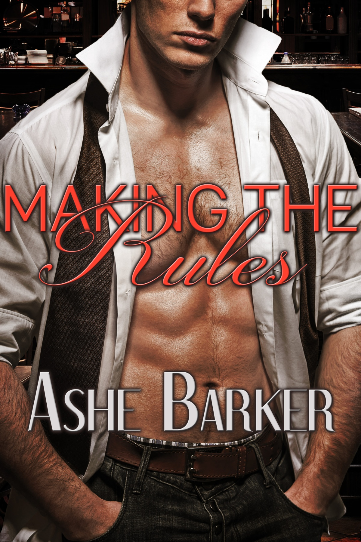 Making the Rules by Ashe Barker