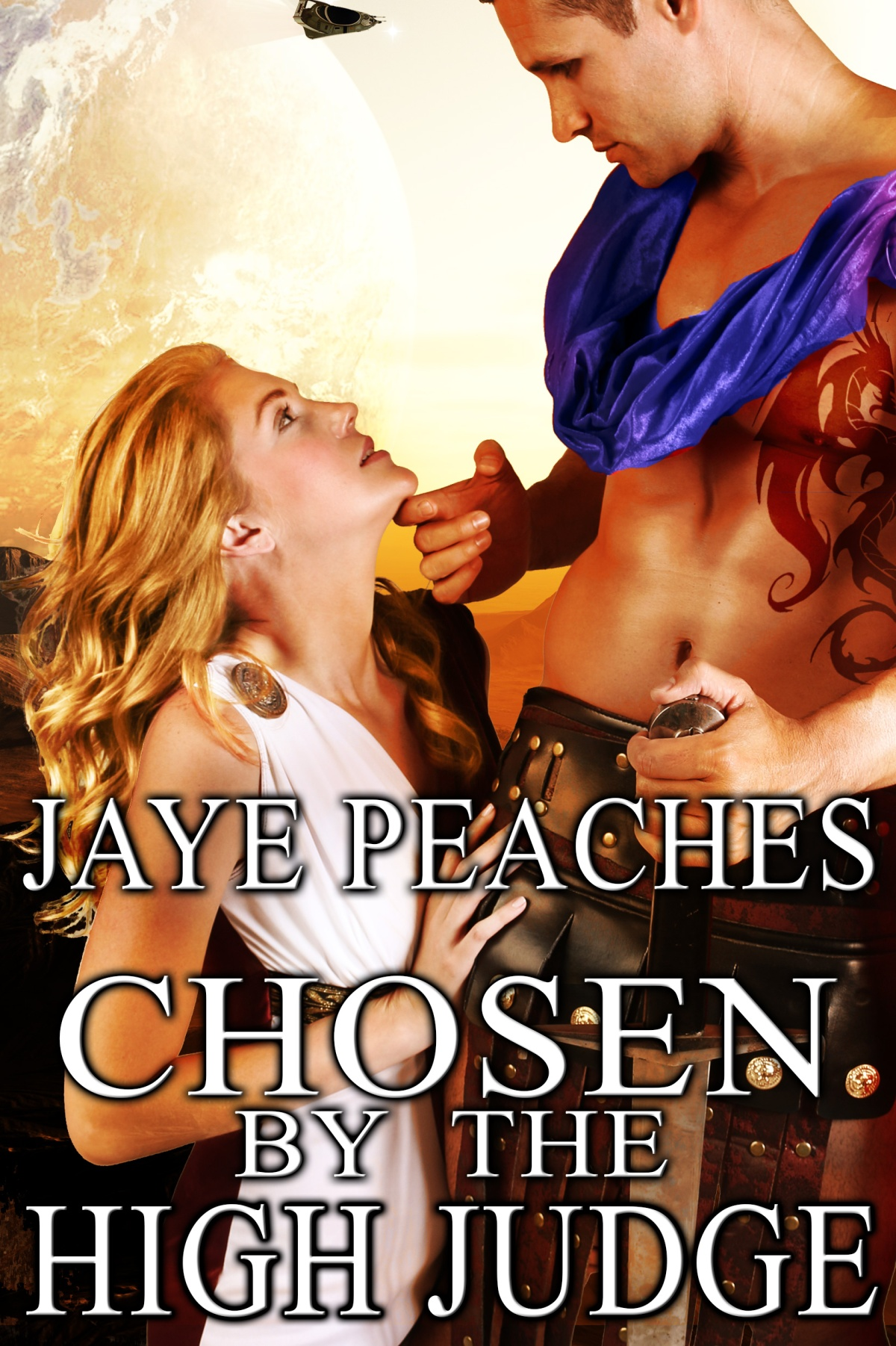 Chosen by the High Judge by Jaye Peaches