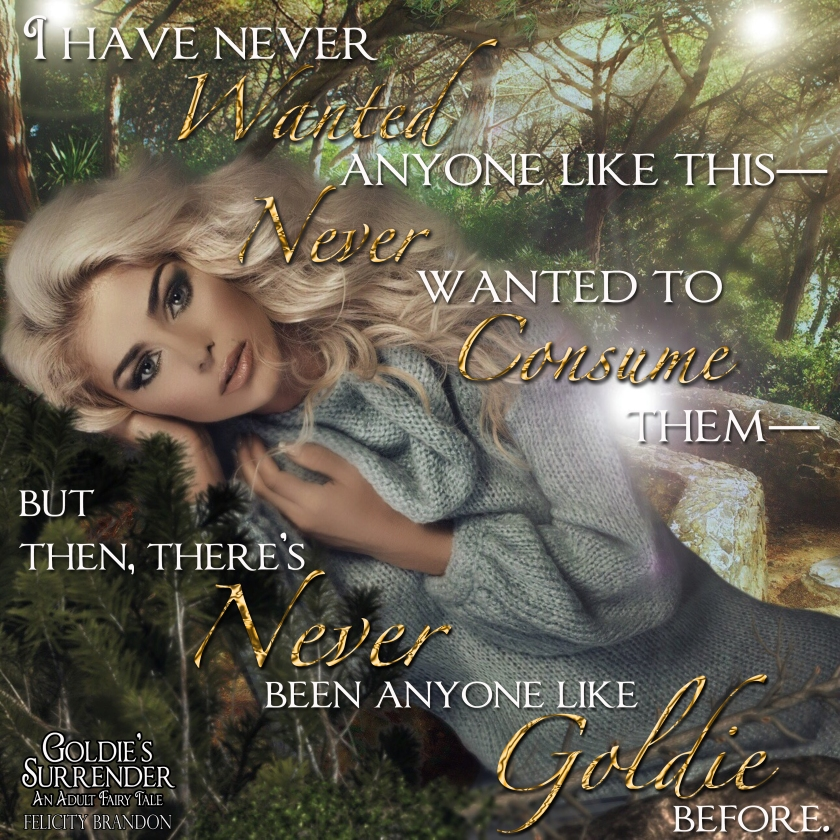 Goldie'sSurrender. teaser#1
