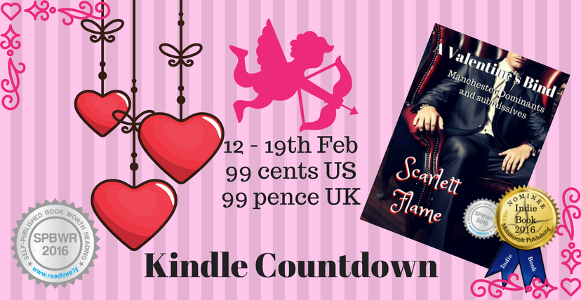 A Valentine's Bind Kindle Countdown