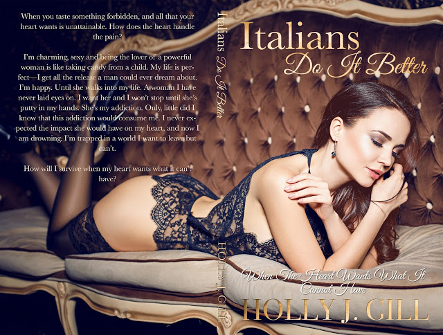 Italians do it better by Holly J. Gill