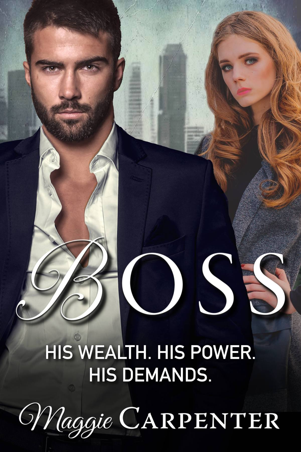 Boss by Maggie Carpenter