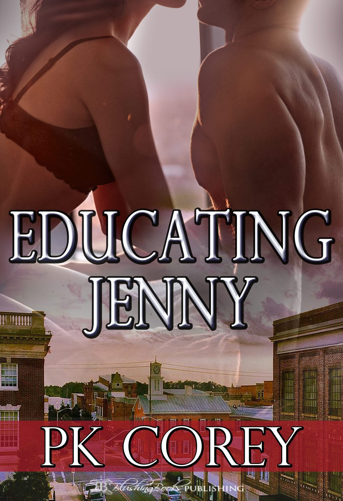 Educating Jenny by PK Corey