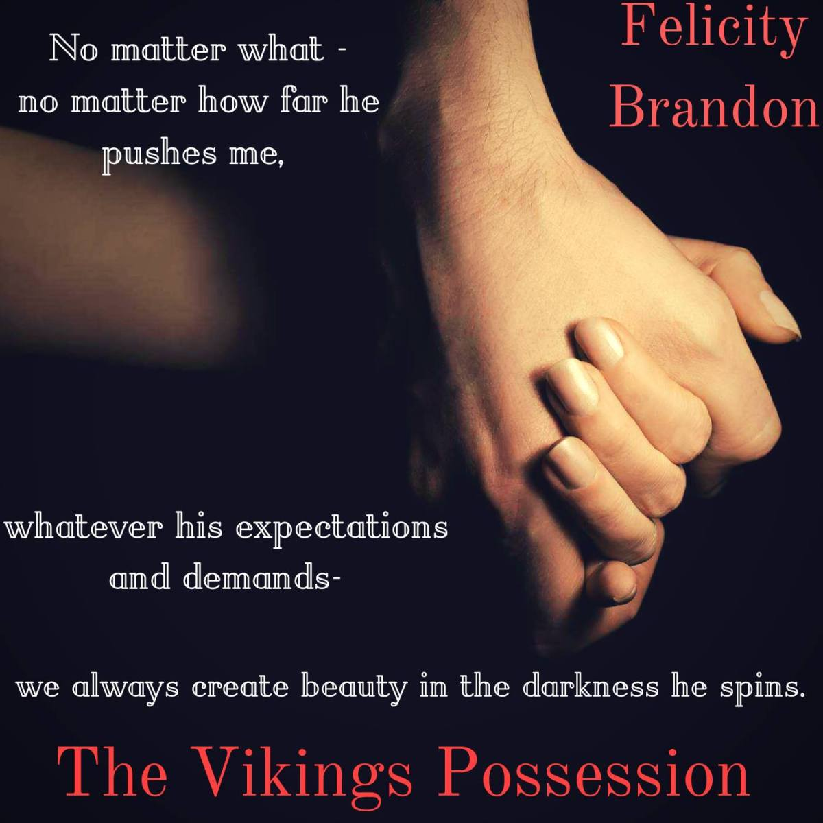 Darkness is coming… #SatSpanks #BDSM #DarkRomance