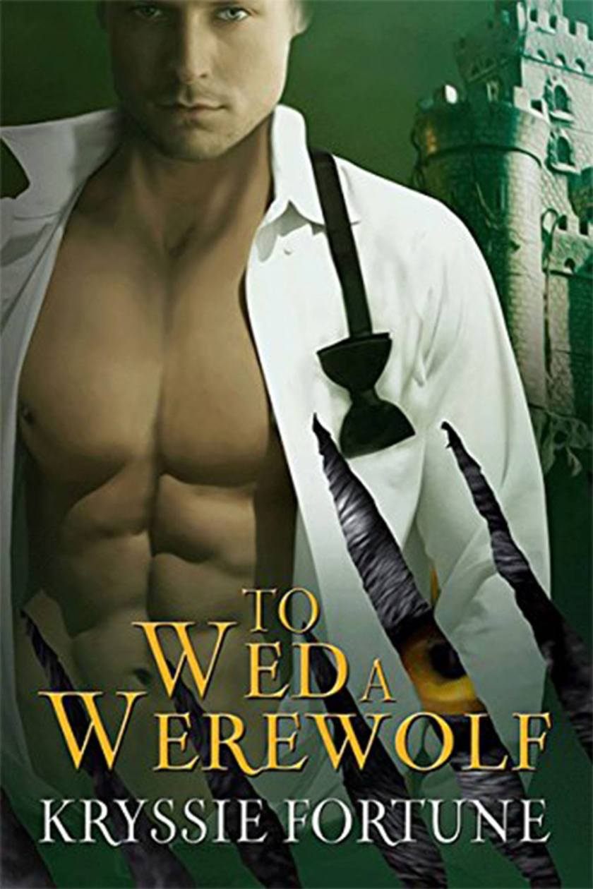 To Wed a Werewolf-KF-Cover