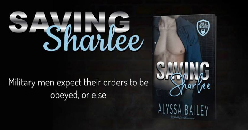 Saving Sharlee-Alyssa promo
