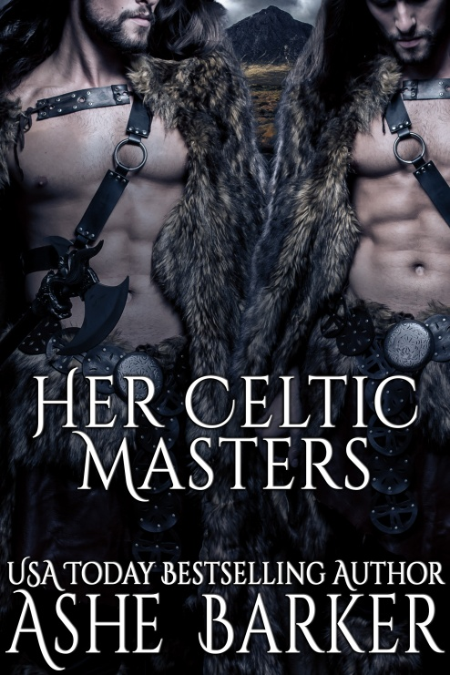 Her Celtic Masters - AB Cover