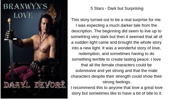 Branwyn's Love-DD _5 star review