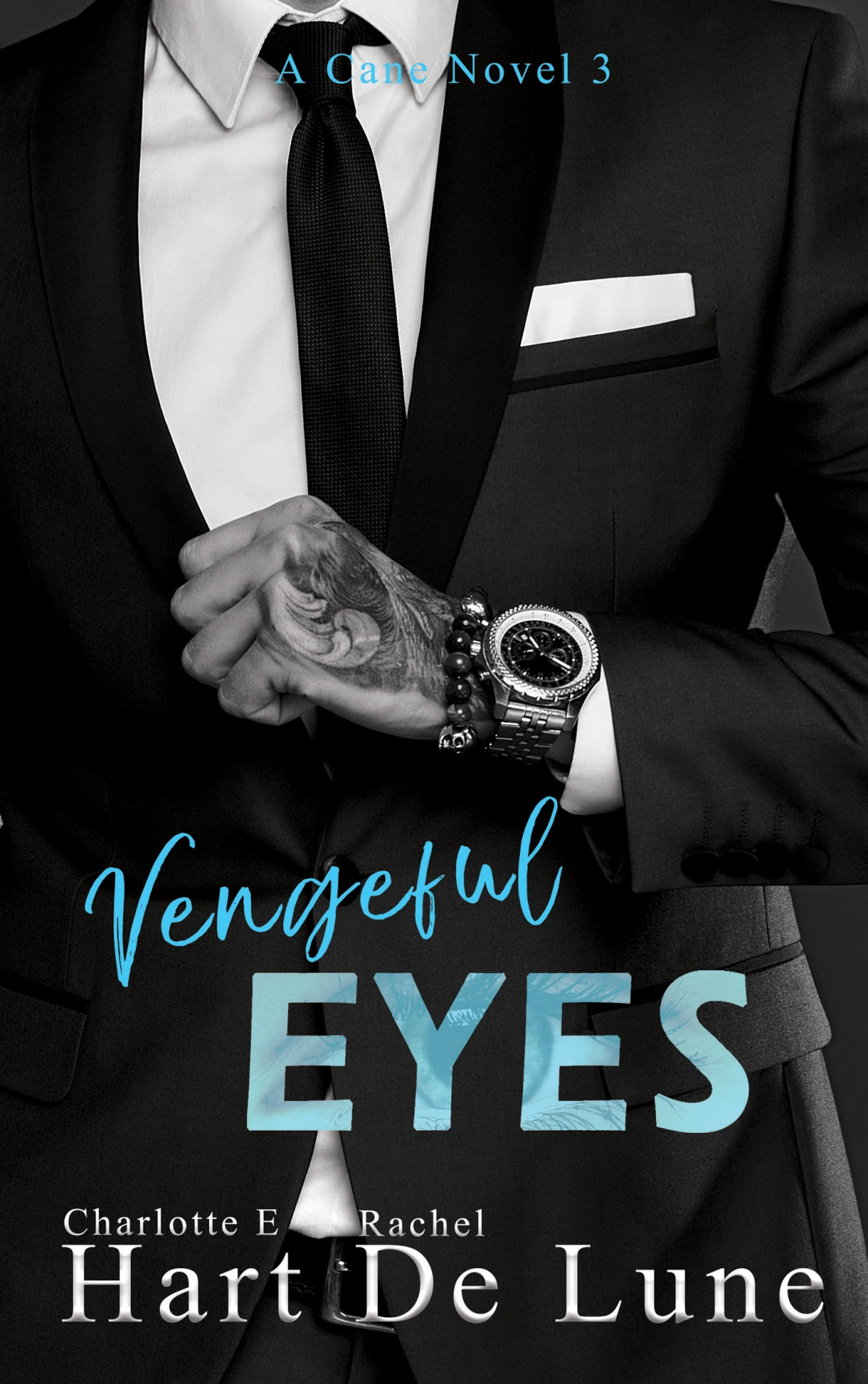 Vengeful Eyes by Charlotte E Hart and Rachel De Lune