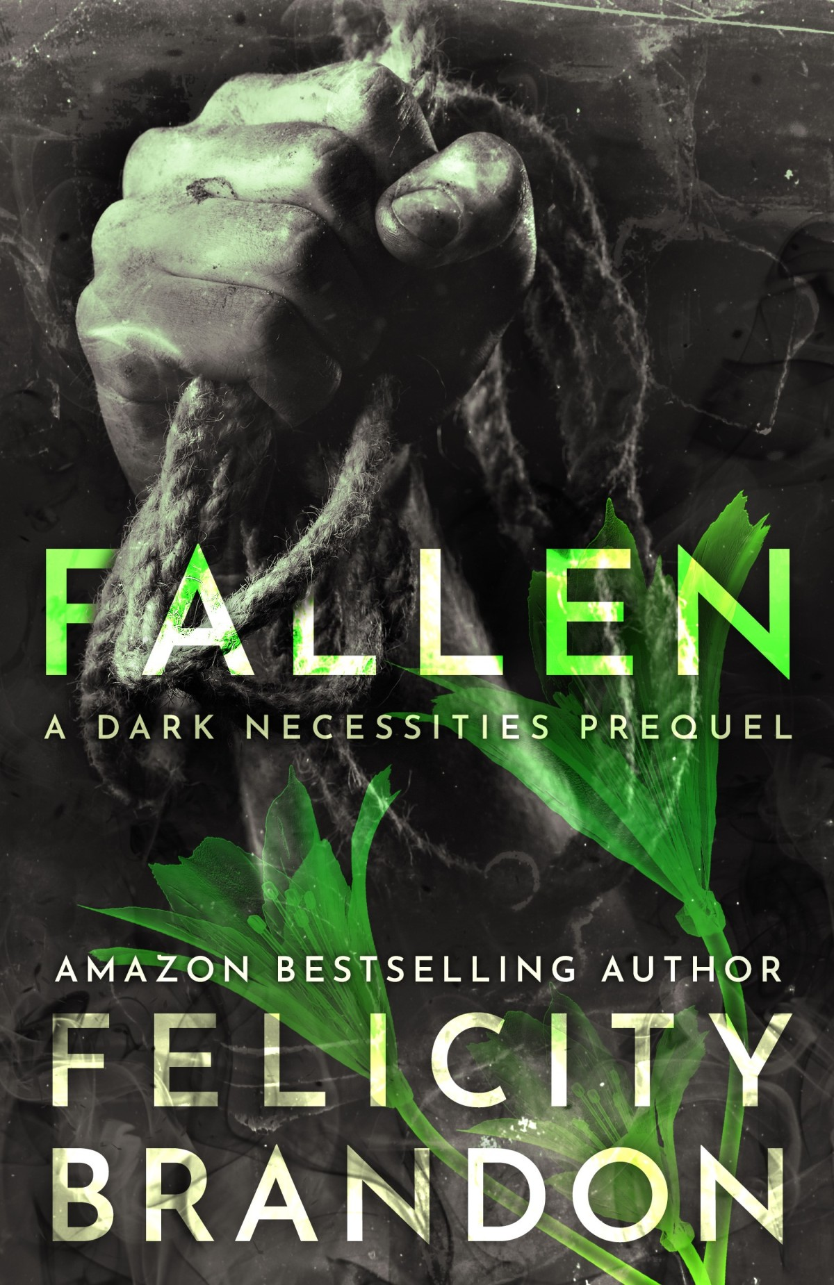 Fallen, the second book in the Dark Necessities Prequel trilogy is LIVE!!!
