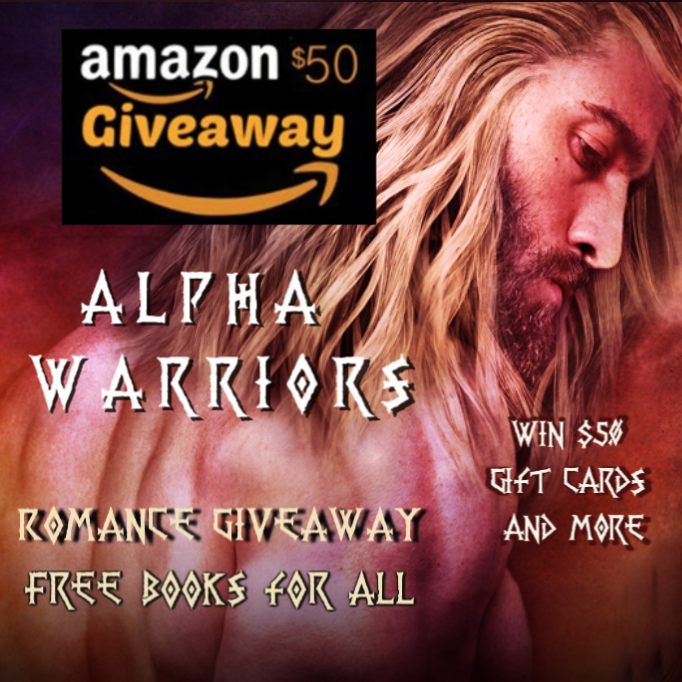 alpha warriors giveaway with Love Books square _)
