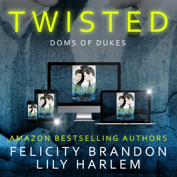 Twisted is on Sale!