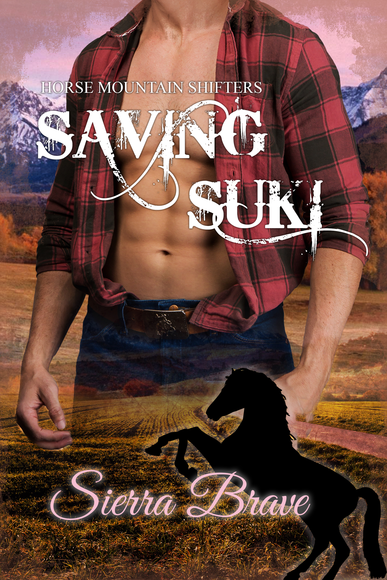 Saving Suki - SB Cover