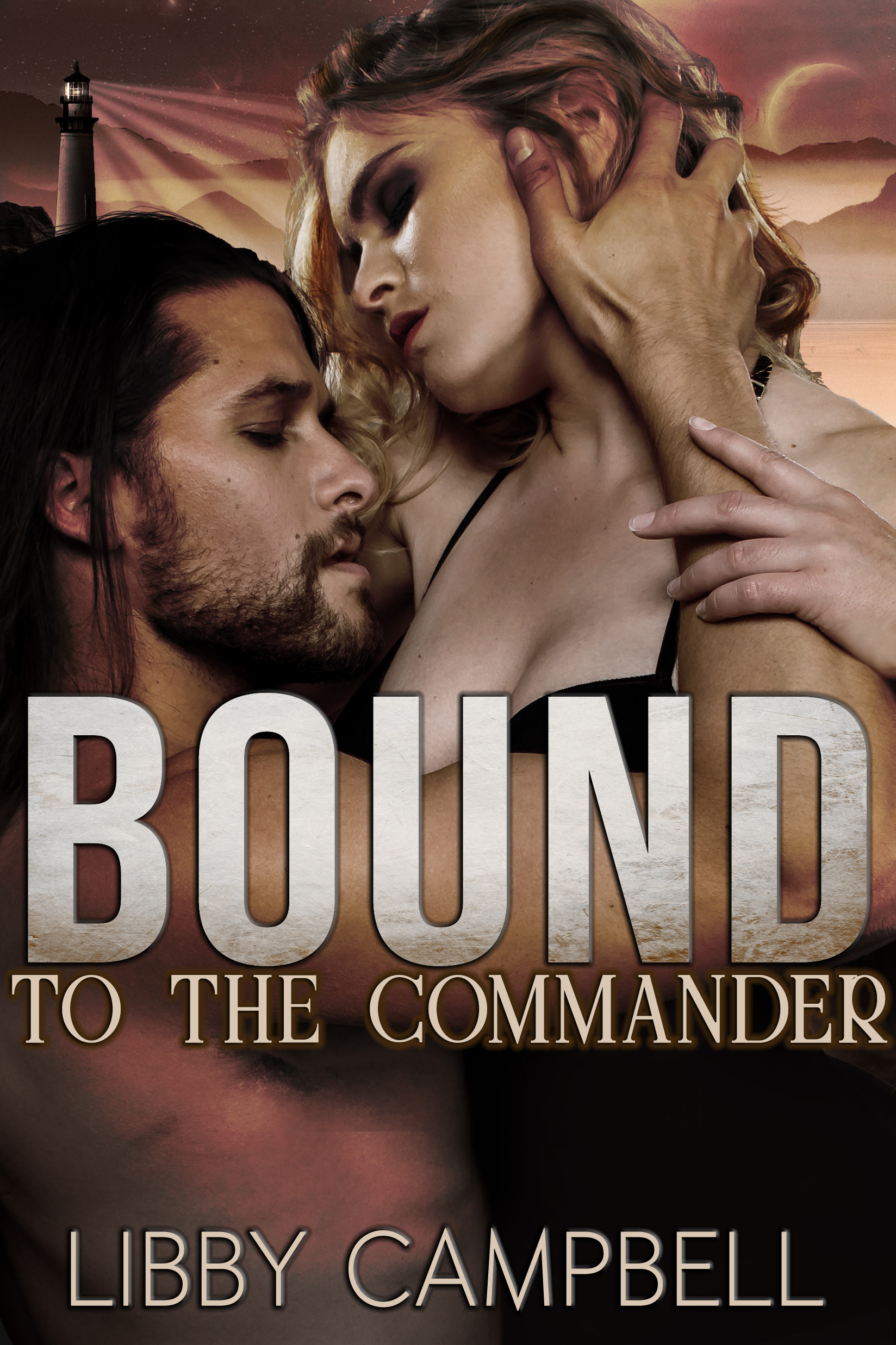 Bound to the Commander-LC cover