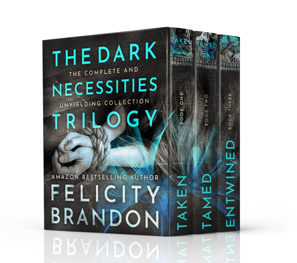 Devour the Dark Necessities for ONLY 99c/p!