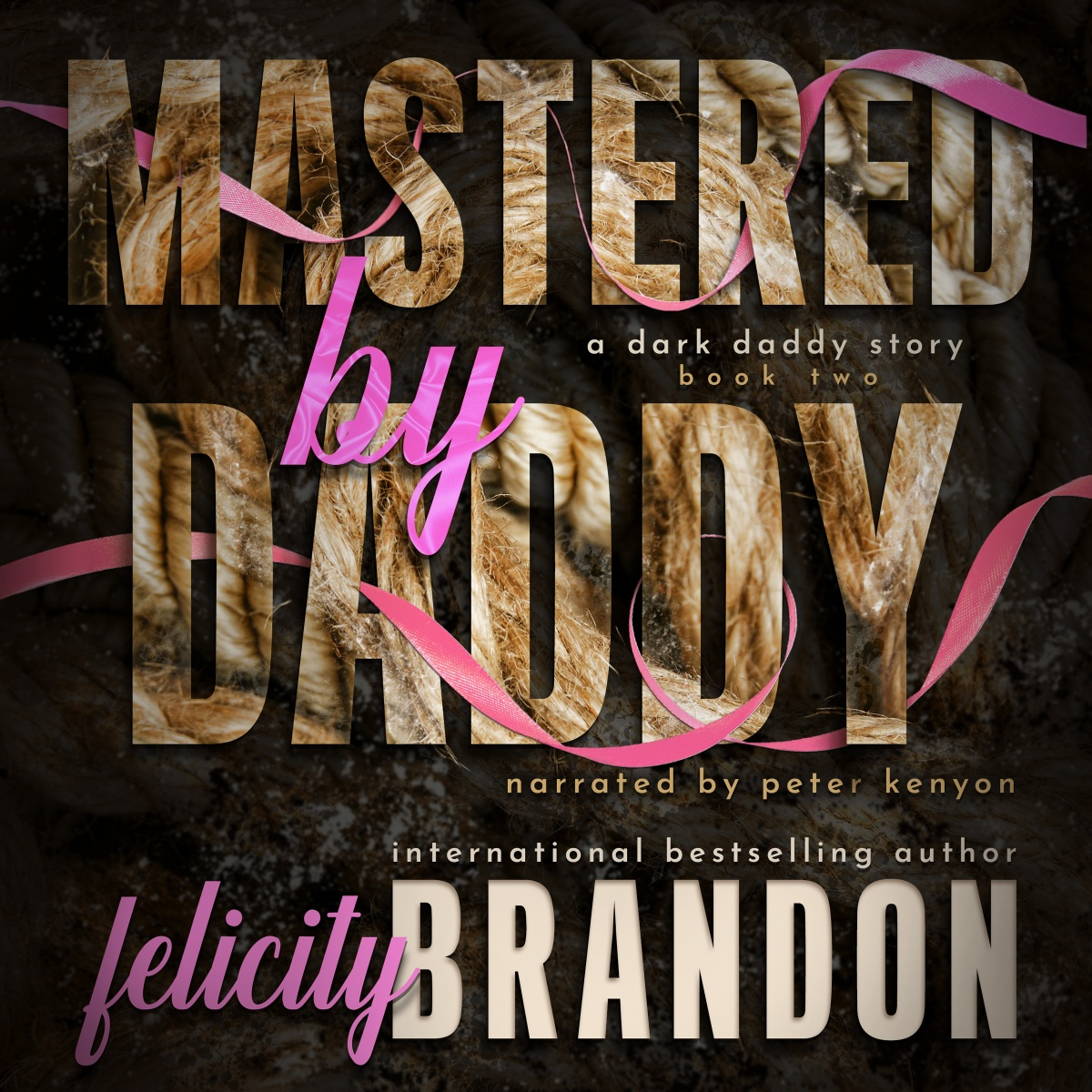 Mastered By Daddy has arrived in audio!