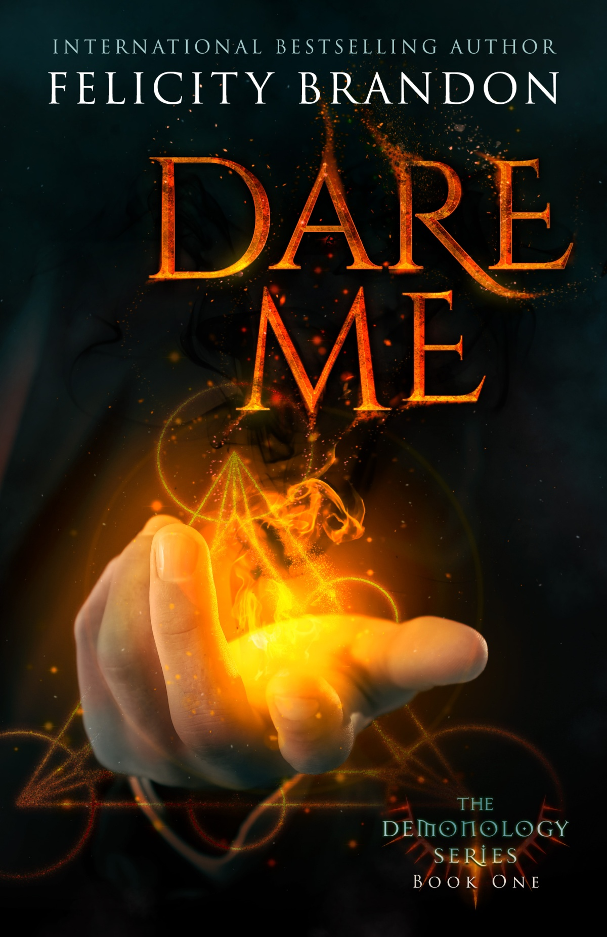 New release Dare Me by Felicity Brandon