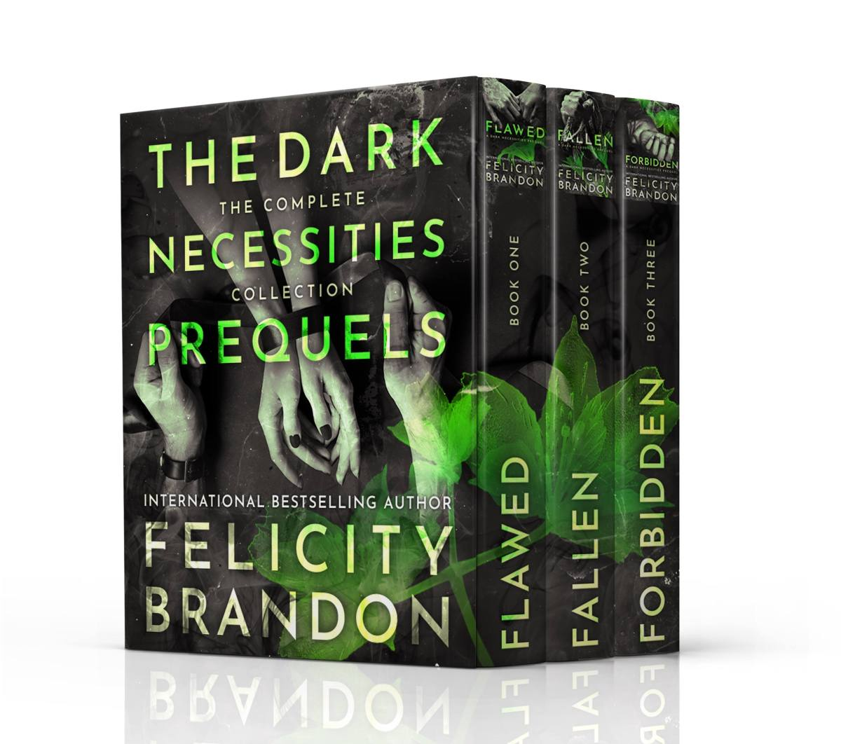 The Dark Necessities Prequels Collection— Complete & on Sale!