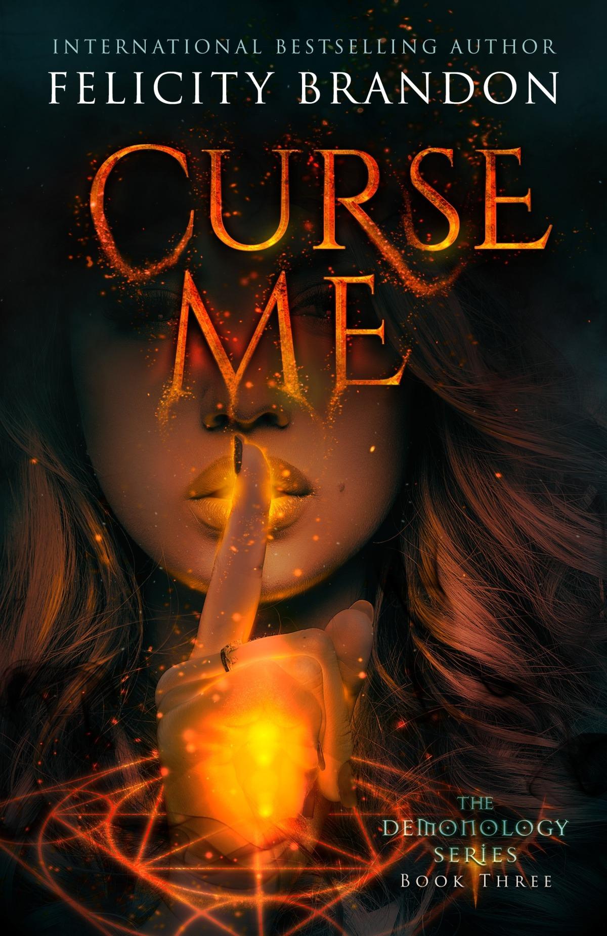 Kiss Me. Consume Me. CurseMe.