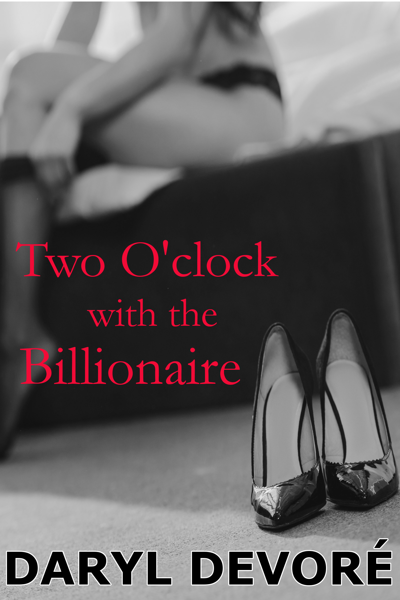 Two O'clock with the Billionaire-DD Cover 2rev