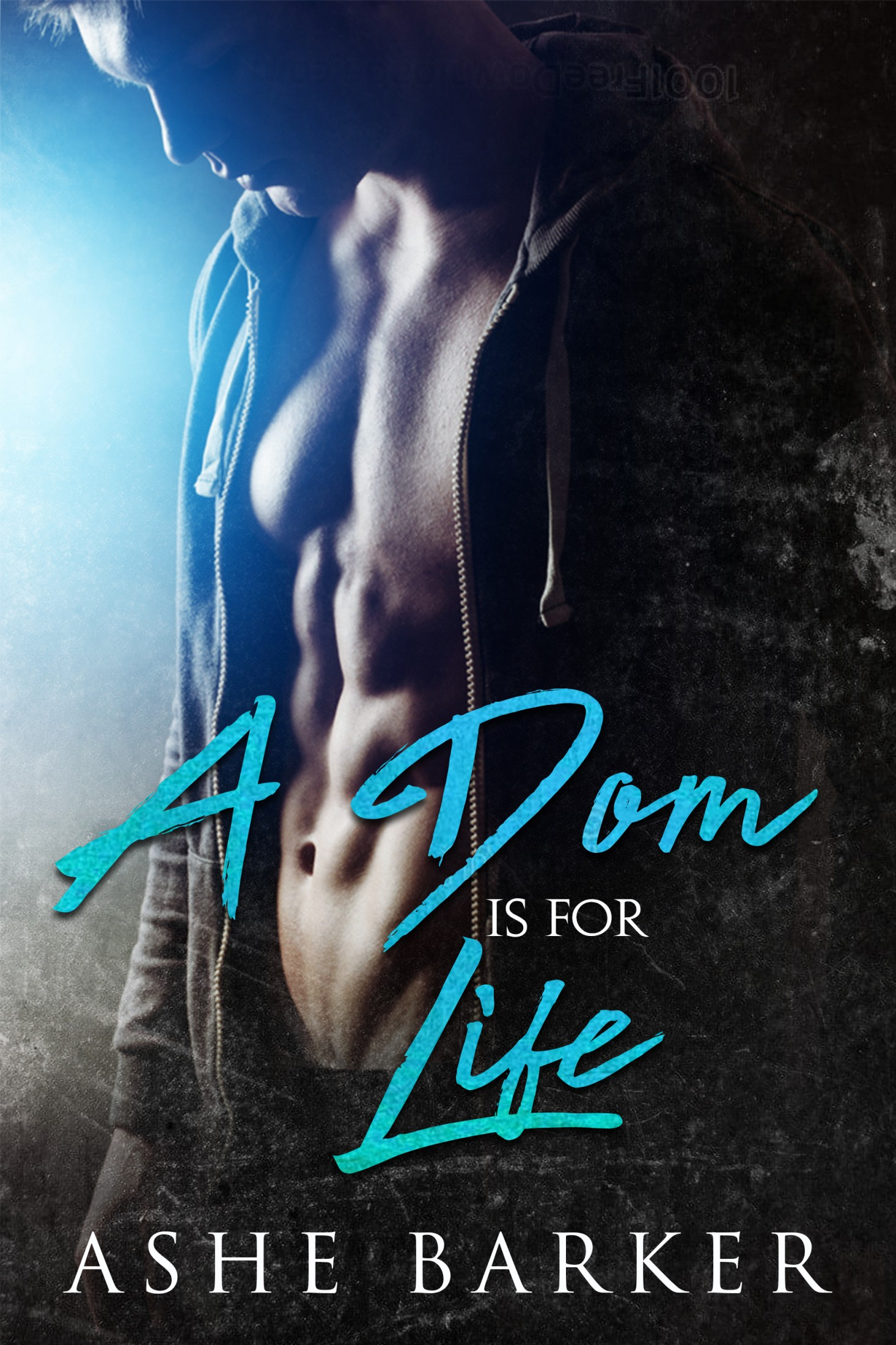 A Dom is for Life-AB cover