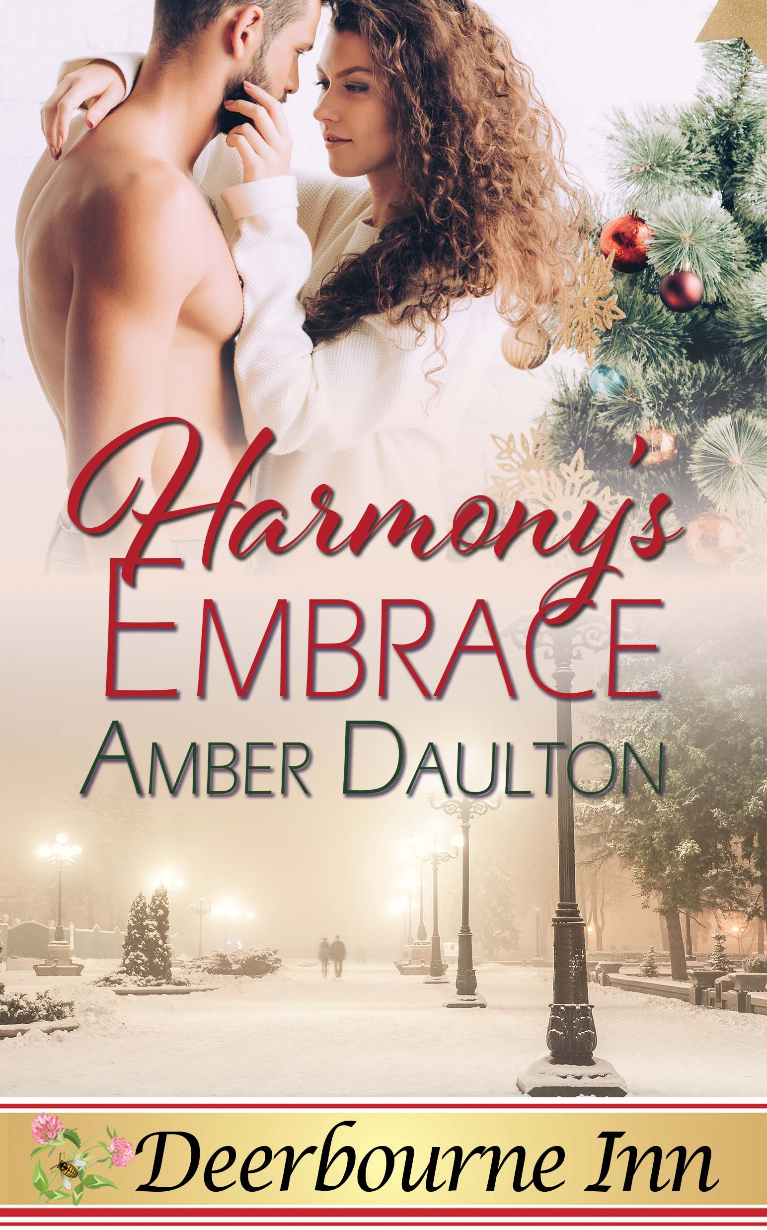 Harmony's Embrace - AD Cover