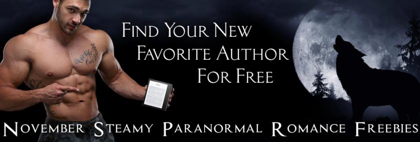 November Paranormal Romance