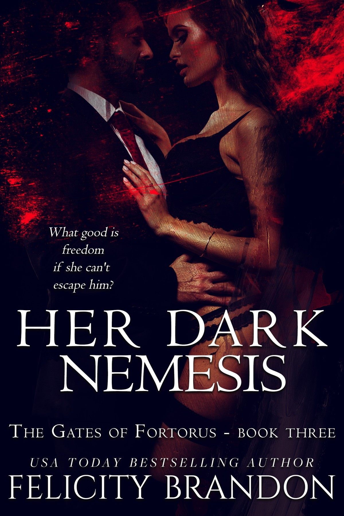 Her Dark Nemesis Cover Reveal!