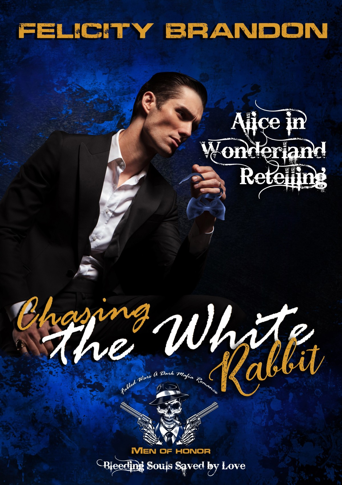 Chasing the White Rabbit #coverreveal!